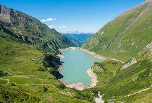 Zell am See, Kaprun -Austria
