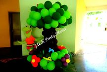 birthday decorations / by vilmas ramos