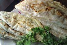 Food-kaukasische Küche