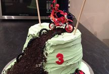 Steve cake