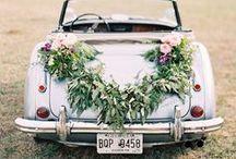Voitures ~ Wedding Cars