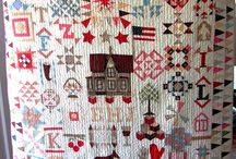 Quilts: Samplers