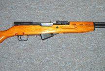 SKS Simonov 7,62 × 39mm rifle - accessories, mods, conversions and customs / strange stuff for SKS Simonov