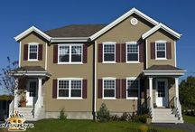 Maisons Jumelées   Semi-Detached Homes