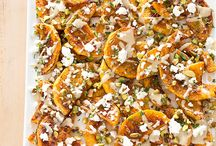 Winter Squash Party Recipes / Take advantage of the Winter squashes in the market to create some healthy and gorgeous recipes for entertaining,