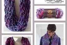 DIY Arm Knitting / Плетение на руках