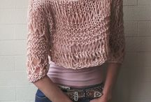 sweters tejidos