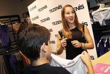 Carlotta Ferlito for Tezenis / Our web ambassador Carlotta Ferlito! / by TEZENIS