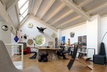 Home Office / Home Studio / by Em Vy