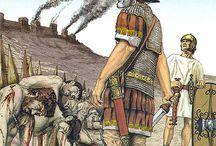 Romani punizione