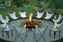 Outdoor Fire Pit  / by Woodard Furniture