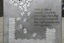 recycler un puzzle