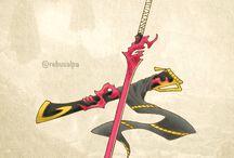 Pokemon-Armes-Armures