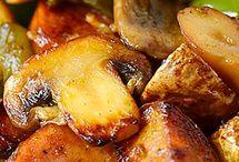Dinner ideas! / Mushroom, side