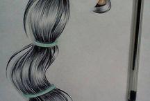 Hair Draw
