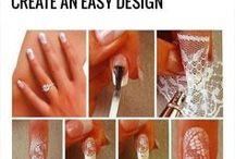 Einfache Nagel Design zum Nachmachen