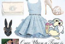 Disney costuming..Disney inspiration