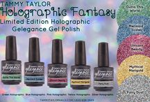 ❤Tammy Taylor Gel Collections