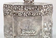 Серебро изделия