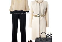 business casual / by Brandy Torres