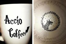 Drink Up / Coffee, cups, slurp!
