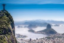 Rio de Janeiro / One of the great things about São Paulo is that Rio's lovely beaches is never too far away