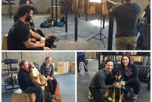 Crossfit Rescue Dogs / PBC has it's roots with Crossfit as the Founders met at Cincinnati Strength and Conditioning, a crossfit box in Cincinnati.  Crossfit is one of the only sports who Supports the Underdog.  Crossfit is all about transformation - just as PBC is.  And, Crossfit boxes oftentimes have rescue dogs present in the community.
