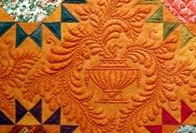 quilting, inspiration / Visit Fleur de Lis Quilts at www.fleurdelisquilts.blogspot.com #fleurdelisquilts, #marymarcottequilts