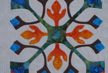 applique quilts/blocks