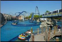 Europa-Park / German theme park Europa-Park in Rust