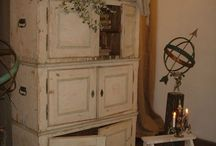 rustic furnitures
