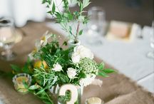 My Wedding: Flowers and Centerpieces / by Kristin Hilbert