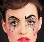 make up carnevale - halloween