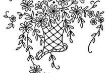 λουλουδια ζωγραφιες
