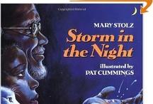 Literature- FIAR- Storm in the Night / by Amanda Kunzeman