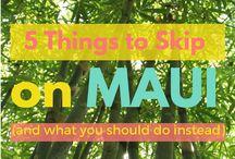 U.S. Travel--Hawaii / Traveling in Hawaii, Hawaiian Travel, Hawaiian Vacation Tips