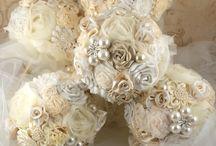 Wedding Ideas / by Crystal-Star Fleming