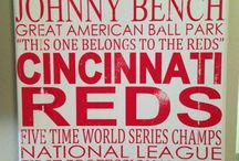 The Reds / by Angie Clark