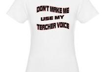 Teacher Stuff / by Bethany Alexander