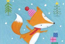 Lucy Barnard - the little fox