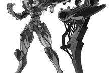 Mecha: Evangelion / Evangelion