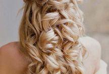Penteados de casamento