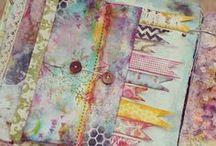 Altered Art/Art Journals / by Linda Zicko