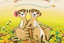 Bomani Meerkat: The two jealous meerkats and other adventures / Target Market: Kids
