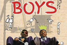 Gender-bender-trendsetters / Books for young adults that invert notions of gender stereotypes