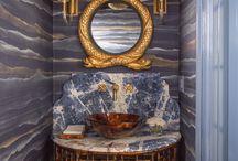 Interior antique style