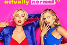 Barely Famous / Fun & funny relatable quotes from everyone's favorite Hollywood hotshots, Erin & Sara Foster of Barely Famous
