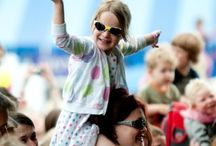 Travel: Great festivals for the family / Festivals around the world that are brilliant for families