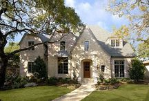 Front and Rear Elevations | Alford Homes, L.P. / Home Exteriors