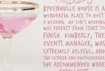 Bykenhulle House Wedding Reviews